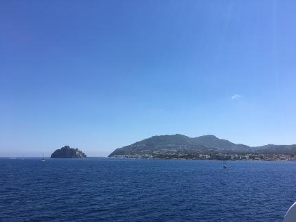 """""""Ischia näkyvissä"""""""